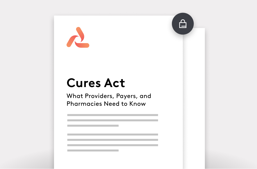 Image of Cures act cover image updated